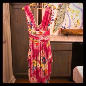 D&G Floral Dress.